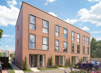 Thumbnail 3 bed town house for sale in Shenley Road, Borehamwood, Hertfordshire