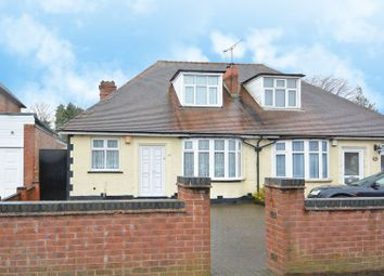Thumbnail 2 bed semi-detached bungalow for sale in Portland Road, Edgbaston, Birmingham