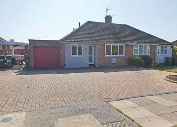 Thumbnail 3 bed semi-detached bungalow to rent in Denham Drive, Basingstoke