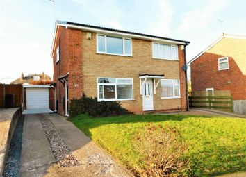 Thumbnail 2 bed semi-detached house for sale in Clarendon Drive, Western Downs, Stafford