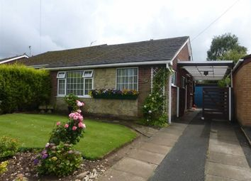 Thumbnail 2 bed semi-detached bungalow to rent in Alfreton Close, Burbage, Hinckley