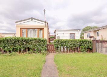 Thumbnail 1 bed mobile/park home for sale in Main Avenue, Ashfield Park, Scunthorpe
