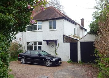 Thumbnail 3 bed semi-detached house for sale in Portnalls Rise, Coulsdon