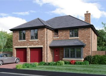 "Thumbnail 5 bedroom detached house for sale in ""The Jura"" at Armstrong Street, Callerton, Newcastle Upon Tyne"