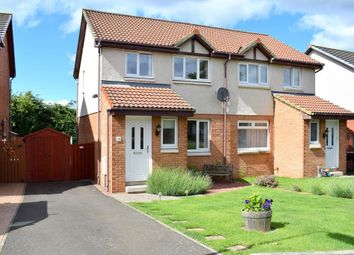 Thumbnail 3 bed semi-detached house for sale in 59 Kennedy Crescent, Tranent