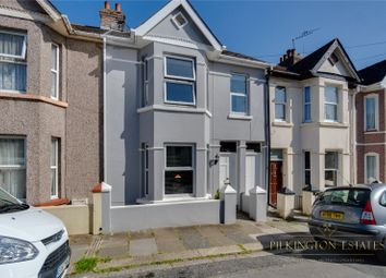 Thumbnail 3 bed terraced house for sale in St. Georges Avenue, Plymouth, Devon