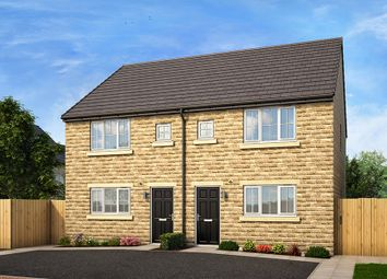"""Thumbnail 3 bed property for sale in """"The Laskill At Clarence Gardens Phase 2"""" at Oxford Road, Burnley"""