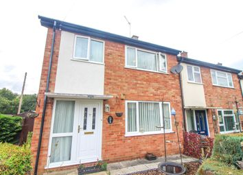 Thumbnail 3 bed end terrace house for sale in Crane Close, Dereham