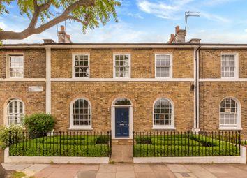 Thumbnail 4 bed terraced house for sale in Hemingford Road, Barnsbury, Islington, London