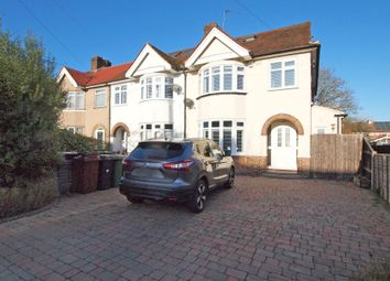Thumbnail 4 bed semi-detached house to rent in First Avenue, Ewell, Epsom