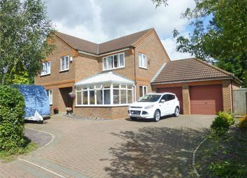Thumbnail 5 bed detached house for sale in Back Lane South, Wheldrake, York