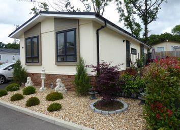 Thumbnail 2 bed mobile/park home for sale in Emms Lane, Brooks Green, Nr Horsham