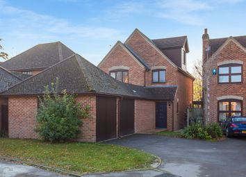 Robert Sparrow Gardens, Crowmarsh Gifford, Wallingford OX10. 4 bed detached house for sale