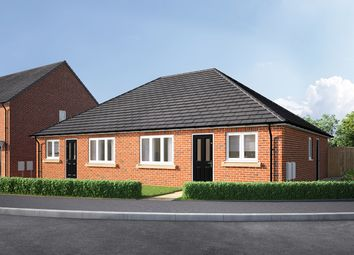 "Thumbnail 2 bed bungalow for sale in ""The Willow"" at Cocked Hat Park, Sowerby, Thirsk"