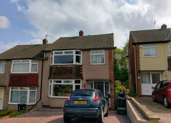 Thumbnail 3 bed property to rent in Nigel Park, Shirehampton, Bristol
