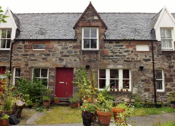 Thumbnail 3 bed terraced house for sale in Duncraig Square, Plockton