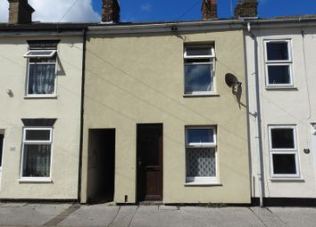 Thumbnail 3 bed terraced house for sale in Bevan Street West, Lowestoft