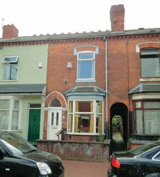Thumbnail 2 bed terraced house for sale in Salisbury Road, Cape Hill, Smethwick, West Midlands