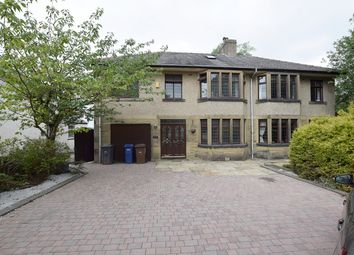 Thumbnail 5 bed semi-detached house for sale in Colne Road, Burnley