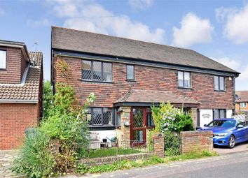 Thumbnail 2 bedroom semi-detached house for sale in Broad Lane, Dartford, Kent