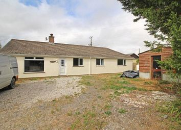 Thumbnail 5 bed bungalow for sale in Bridgerule, Holsworthy