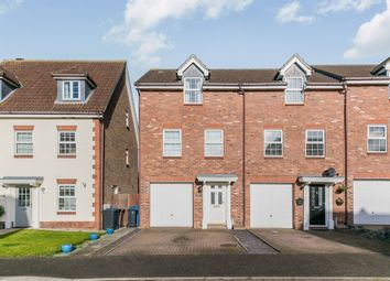 Thumbnail 3 bed town house for sale in Rubens Walk, Sudbury