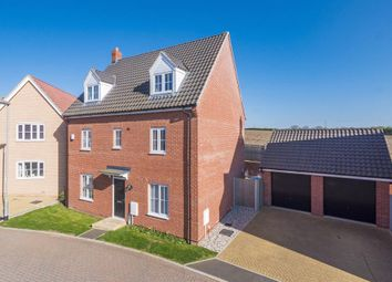 Thumbnail 5 bed detached house for sale in Emma Girling Close, Hadleigh