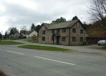 Thumbnail Pub/bar for sale in St Harmon, Powys