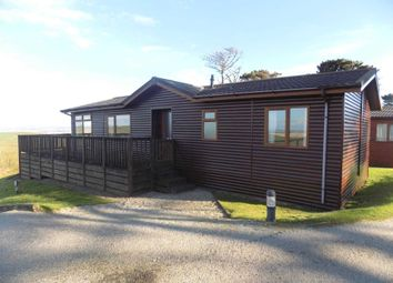 Thumbnail 3 bed lodge for sale in Millbrook, Torpoint