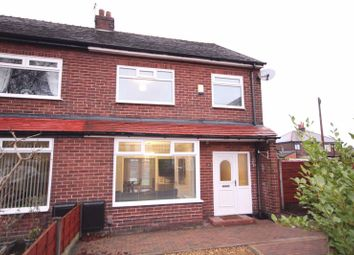 Thumbnail 3 bed town house for sale in Melton Close, Heywood