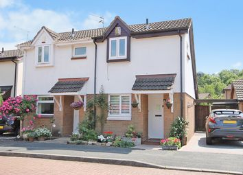 Thumbnail 1 bed semi-detached house for sale in Langwell Close, Gorse Covert, Warrington
