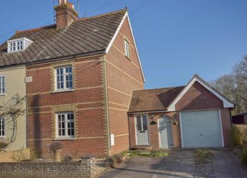 Thumbnail 4 bedroom semi-detached house for sale in Durbans Road, Wisborough Green, Billingshurst, West Sussex