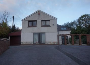 Thumbnail 5 bed detached house for sale in Drefach, Llanelli
