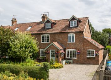 Thumbnail 3 bed semi-detached house for sale in Station Road, Alne, York