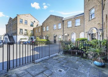Thumbnail 2 bed end terrace house to rent in Rotherhithe Street, London
