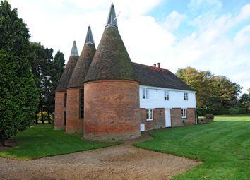 Thumbnail 5 bed detached house to rent in Matfield Oast, Chestnut Lane, Matfield, Tonbridge, Kent