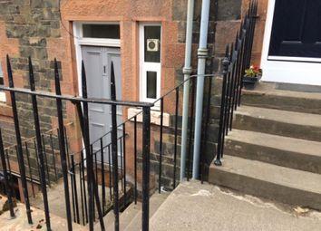 Thumbnail 1 bedroom flat to rent in Magdala Terrace, Galashiels, Scottish Borders
