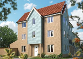 "Thumbnail 3 bed semi-detached house for sale in ""The Witney"" at Fordham Road, Soham, Ely"