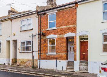 Thumbnail 2 bed terraced house for sale in Catherine Street, Rochester