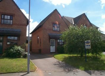 Thumbnail 3 bedroom detached house to rent in Beaune Close, Duston, Northampton