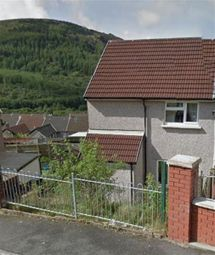 Thumbnail 2 bed terraced house to rent in Ael-Y-Bryn, Treherbert, Treorchy