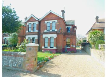 Thumbnail 2 bed flat for sale in 11 Downview Road, Worthing