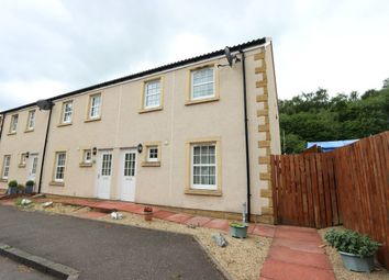 Thumbnail 3 bed end terrace house for sale in High Street, Airth, Falkirk