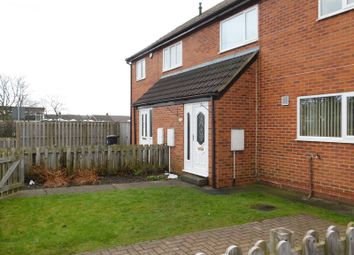 Thumbnail 2 bed semi-detached house for sale in Loefield, Great Lumley, Chester Le Street