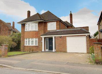 Thumbnail 3 bed detached house for sale in Cuffley Hill, Goffs Oak, Waltham Cross