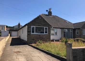 Thumbnail 2 bed semi-detached bungalow to rent in Thorne Close, Pudsey, West Yorkshire