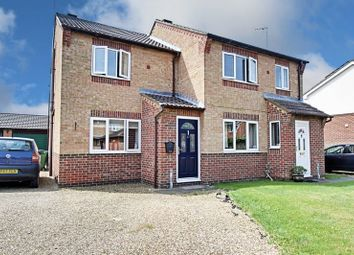 Thumbnail 2 bed semi-detached house for sale in Augustus Drive, Brough