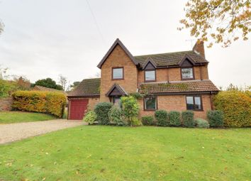 Thumbnail 4 bed detached house for sale in Chapel Lane, Horkstow, Barton-Upon-Humber