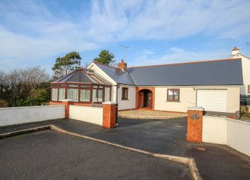 Thumbnail 3 bedroom detached bungalow for sale in Llandissilio, Clynderwen