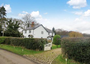 Thumbnail 3 bed semi-detached house for sale in Singles Cross, Randles Lane, Knockholt, Kent